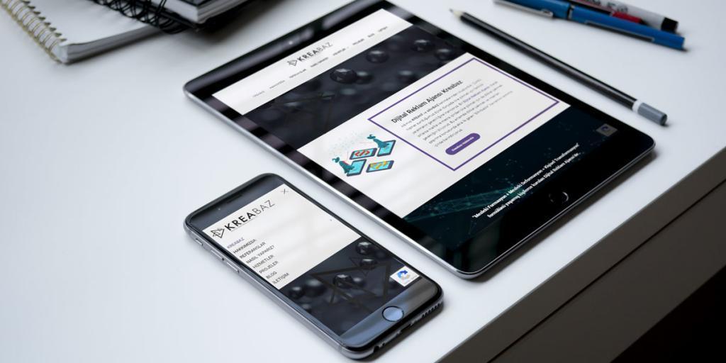 Mobil Uyumlu Web Sitesi Tasarımı